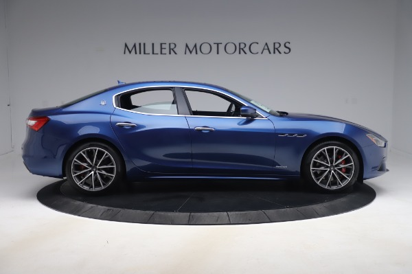 New 2020 Maserati Ghibli S Q4 GranSport for sale $94,935 at Maserati of Greenwich in Greenwich CT 06830 9