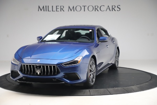 New 2020 Maserati Ghibli S Q4 GranSport for sale $94,935 at Maserati of Greenwich in Greenwich CT 06830 1