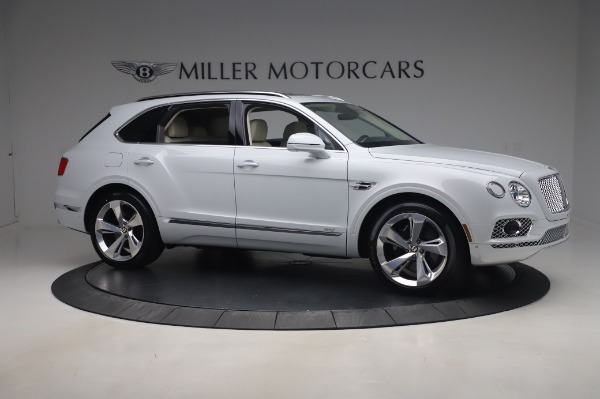 New 2020 Bentley Bentayga Hybrid for sale $226,695 at Maserati of Greenwich in Greenwich CT 06830 10