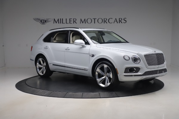 New 2020 Bentley Bentayga Hybrid for sale $226,695 at Maserati of Greenwich in Greenwich CT 06830 11