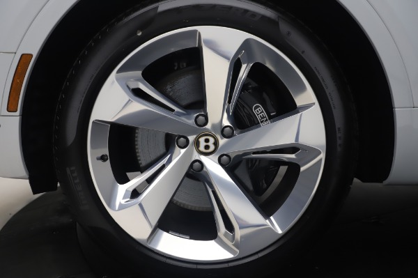 Used 2020 Bentley Bentayga Hybrid for sale $185,900 at Maserati of Greenwich in Greenwich CT 06830 15