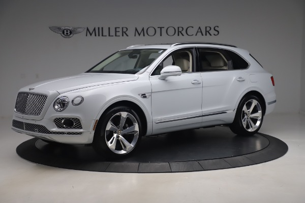 New 2020 Bentley Bentayga Hybrid for sale $226,695 at Maserati of Greenwich in Greenwich CT 06830 2