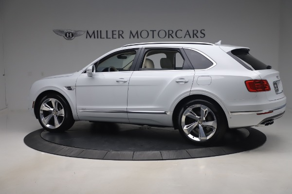 New 2020 Bentley Bentayga Hybrid for sale $226,695 at Maserati of Greenwich in Greenwich CT 06830 4