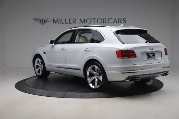 Used 2020 Bentley Bentayga Hybrid for sale $185,900 at Maserati of Greenwich in Greenwich CT 06830 5