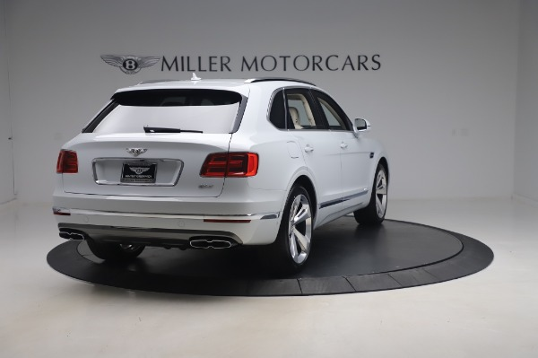 New 2020 Bentley Bentayga Hybrid for sale $226,695 at Maserati of Greenwich in Greenwich CT 06830 7