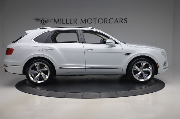 New 2020 Bentley Bentayga Hybrid for sale $226,695 at Maserati of Greenwich in Greenwich CT 06830 9