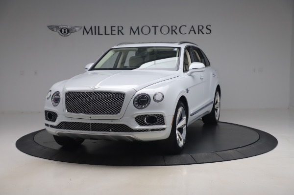 New 2020 Bentley Bentayga Hybrid for sale $226,695 at Maserati of Greenwich in Greenwich CT 06830 1