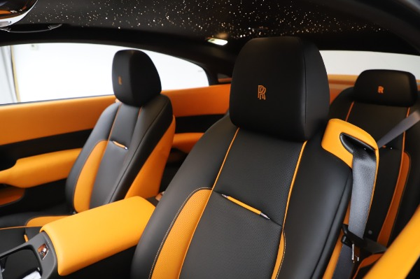 Used 2020 Rolls-Royce Wraith for sale $359,900 at Maserati of Greenwich in Greenwich CT 06830 10