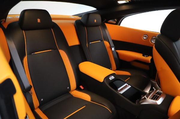 New 2020 Rolls-Royce Wraith for sale $405,625 at Maserati of Greenwich in Greenwich CT 06830 14