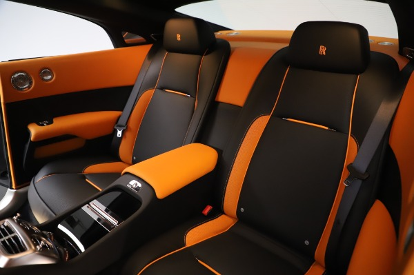 New 2020 Rolls-Royce Wraith for sale $405,625 at Maserati of Greenwich in Greenwich CT 06830 15