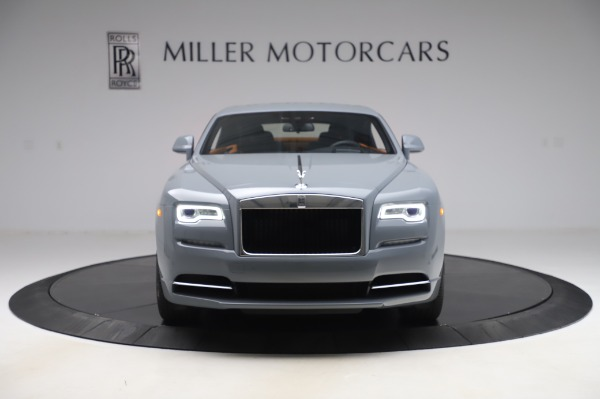 New 2020 Rolls-Royce Wraith for sale $405,625 at Maserati of Greenwich in Greenwich CT 06830 2
