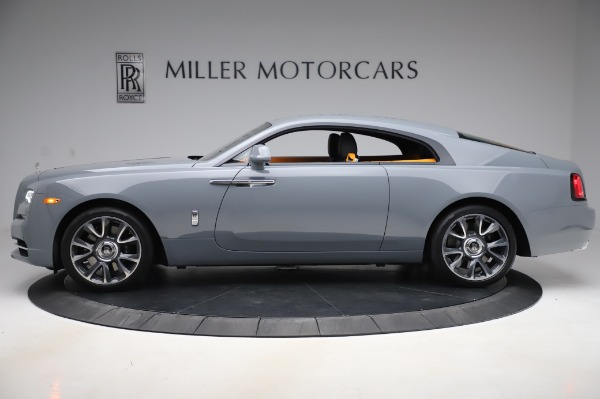 New 2020 Rolls-Royce Wraith for sale $405,625 at Maserati of Greenwich in Greenwich CT 06830 3