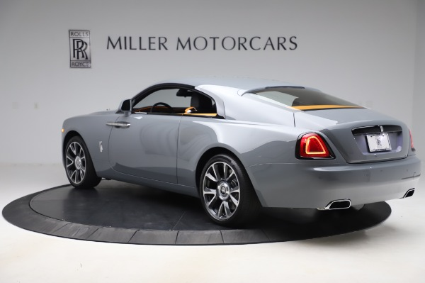 New 2020 Rolls-Royce Wraith for sale $405,625 at Maserati of Greenwich in Greenwich CT 06830 4