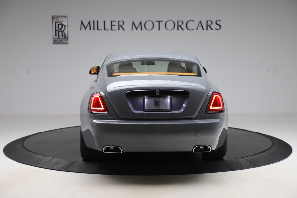 New 2020 Rolls-Royce Wraith for sale $405,625 at Maserati of Greenwich in Greenwich CT 06830 5