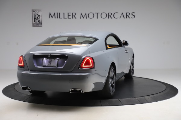 New 2020 Rolls-Royce Wraith for sale $405,625 at Maserati of Greenwich in Greenwich CT 06830 6