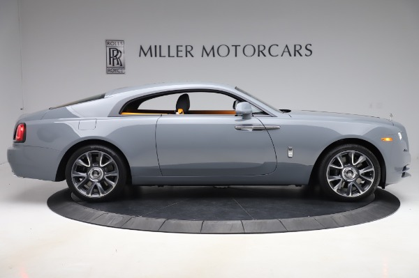 New 2020 Rolls-Royce Wraith for sale $405,625 at Maserati of Greenwich in Greenwich CT 06830 7