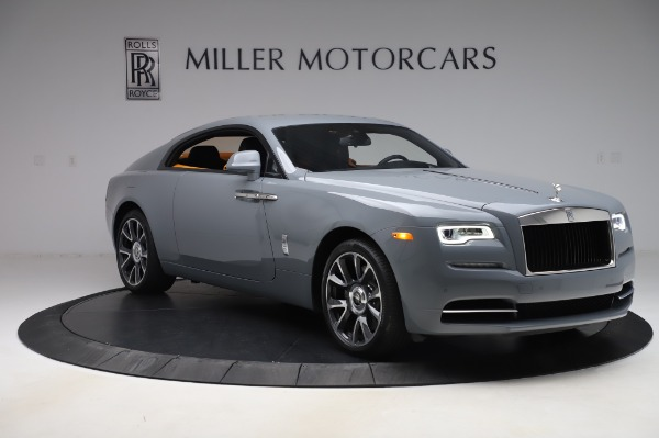 New 2020 Rolls-Royce Wraith for sale $405,625 at Maserati of Greenwich in Greenwich CT 06830 8