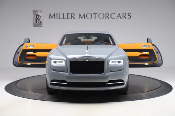 New 2020 Rolls-Royce Wraith for sale $405,625 at Maserati of Greenwich in Greenwich CT 06830 9