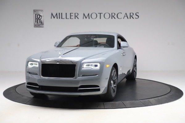 New 2020 Rolls-Royce Wraith for sale $405,625 at Maserati of Greenwich in Greenwich CT 06830 1