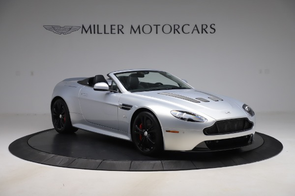 Used 2017 Aston Martin V12 Vantage S Roadster for sale Sold at Maserati of Greenwich in Greenwich CT 06830 12