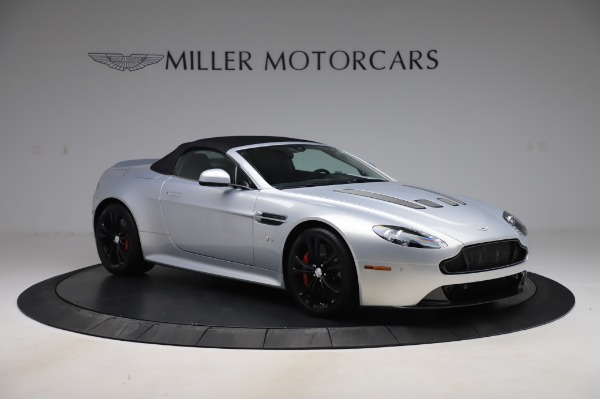 Used 2017 Aston Martin V12 Vantage S Roadster for sale Sold at Maserati of Greenwich in Greenwich CT 06830 18