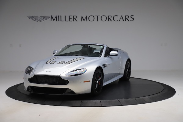 Used 2017 Aston Martin V12 Vantage S Roadster for sale Sold at Maserati of Greenwich in Greenwich CT 06830 2
