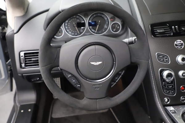 Used 2017 Aston Martin V12 Vantage S Roadster for sale Sold at Maserati of Greenwich in Greenwich CT 06830 23