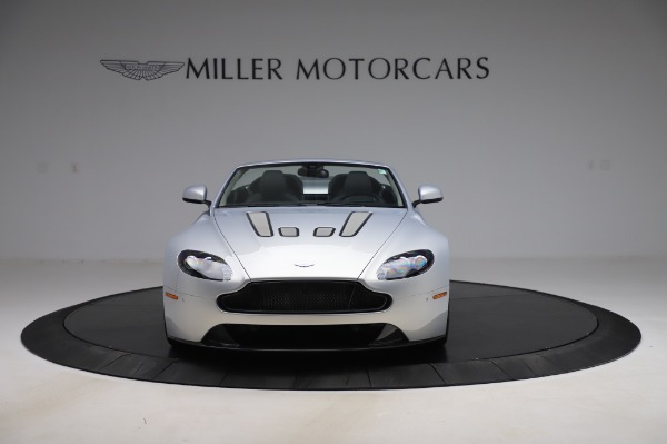 Used 2017 Aston Martin V12 Vantage S Roadster for sale Sold at Maserati of Greenwich in Greenwich CT 06830 3