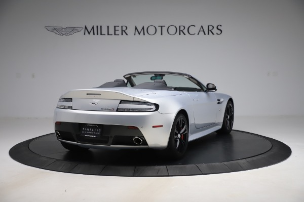 Used 2017 Aston Martin V12 Vantage S Roadster for sale Sold at Maserati of Greenwich in Greenwich CT 06830 8
