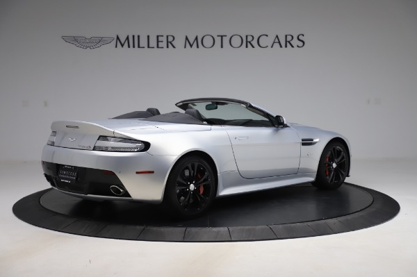 Used 2017 Aston Martin V12 Vantage S Roadster for sale Sold at Maserati of Greenwich in Greenwich CT 06830 9