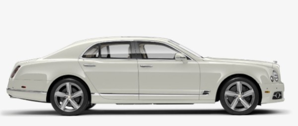New 2020 Bentley Mulsanne Speed for sale $376,340 at Maserati of Greenwich in Greenwich CT 06830 2