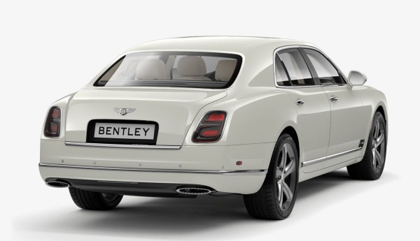 New 2020 Bentley Mulsanne Speed for sale $376,340 at Maserati of Greenwich in Greenwich CT 06830 3