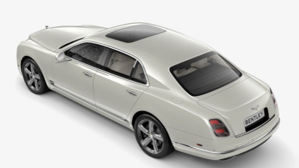 New 2020 Bentley Mulsanne Speed for sale $376,340 at Maserati of Greenwich in Greenwich CT 06830 4
