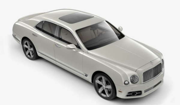 New 2020 Bentley Mulsanne Speed for sale $376,340 at Maserati of Greenwich in Greenwich CT 06830 5