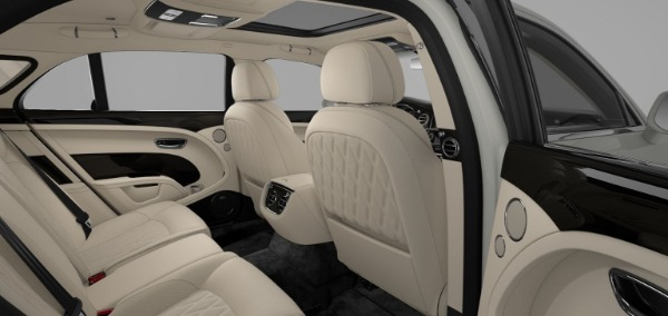 New 2020 Bentley Mulsanne Speed for sale $376,340 at Maserati of Greenwich in Greenwich CT 06830 8