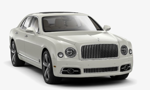 New 2020 Bentley Mulsanne Speed for sale $376,340 at Maserati of Greenwich in Greenwich CT 06830 1