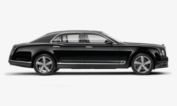 New 2020 Bentley Mulsanne Speed for sale $400,045 at Maserati of Greenwich in Greenwich CT 06830 2
