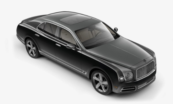 New 2020 Bentley Mulsanne Speed for sale $400,045 at Maserati of Greenwich in Greenwich CT 06830 5