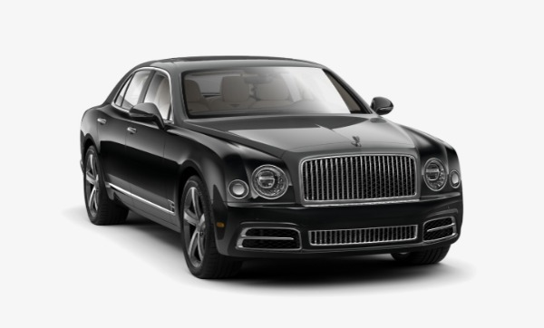 New 2020 Bentley Mulsanne Speed for sale $400,045 at Maserati of Greenwich in Greenwich CT 06830 1