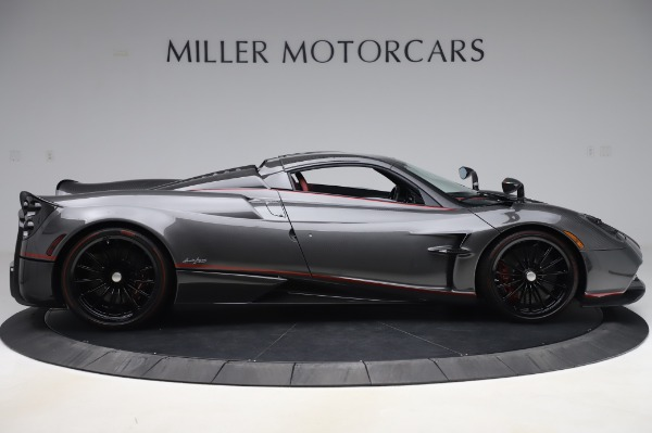Used 2017 Pagani Huayra Roadster for sale Call for price at Maserati of Greenwich in Greenwich CT 06830 19