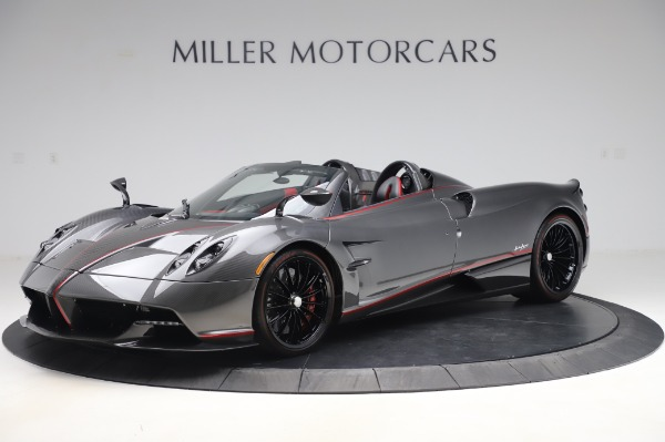 Used 2017 Pagani Huayra Roadster for sale Call for price at Maserati of Greenwich in Greenwich CT 06830 2