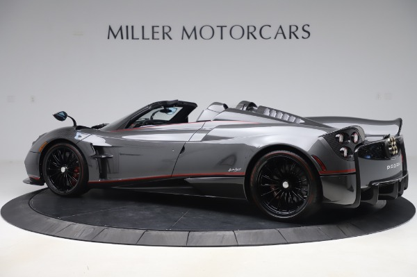 Used 2017 Pagani Huayra Roadster for sale Call for price at Maserati of Greenwich in Greenwich CT 06830 4