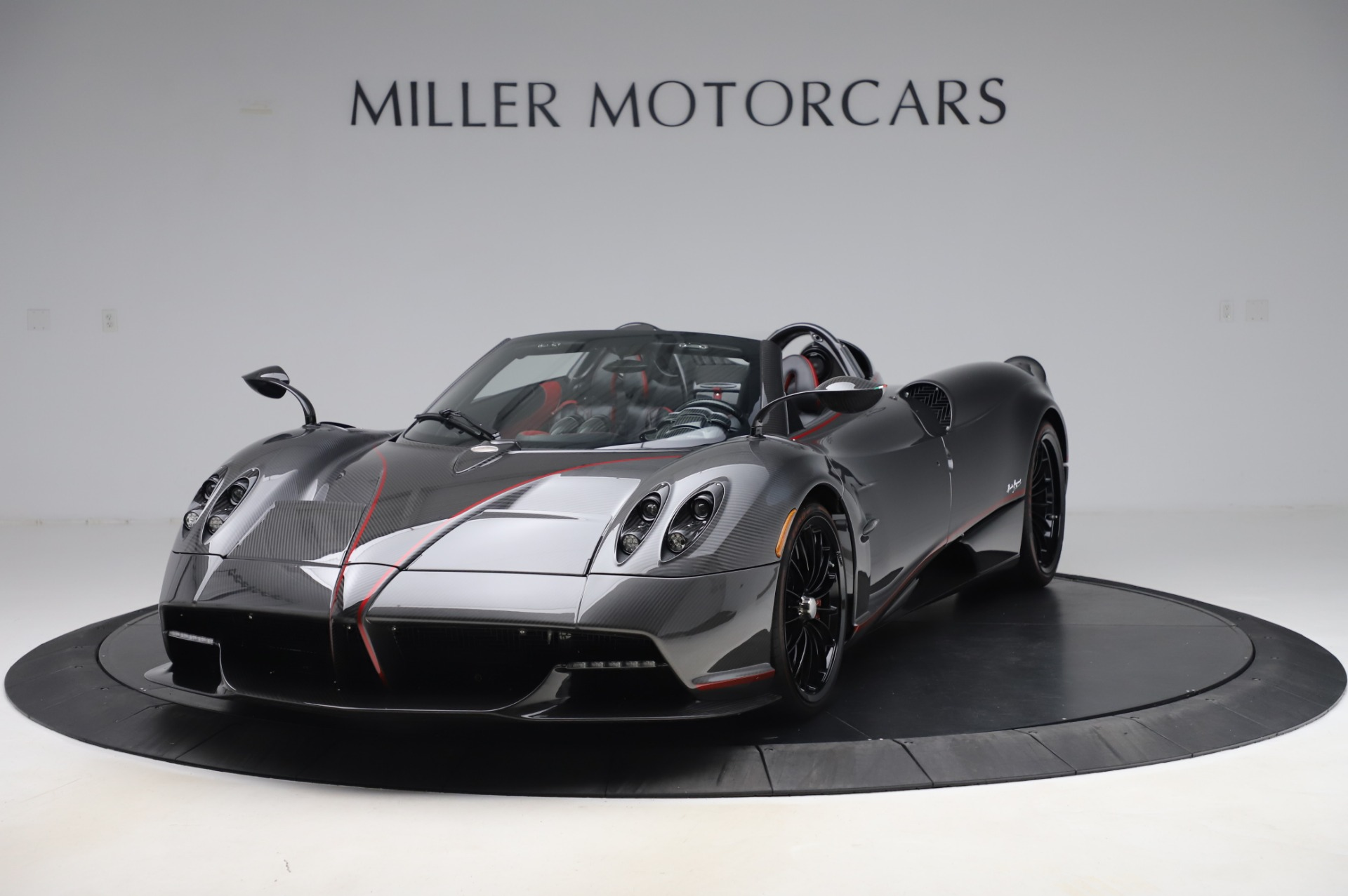 Used 2017 Pagani Huayra Roadster for sale Call for price at Maserati of Greenwich in Greenwich CT 06830 1