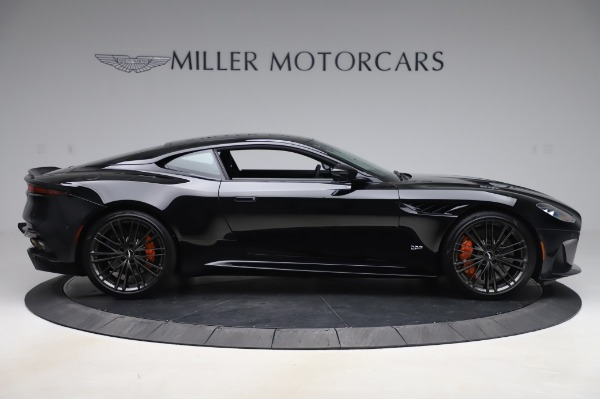 New 2020 Aston Martin DBS Superleggera for sale $328,786 at Maserati of Greenwich in Greenwich CT 06830 10
