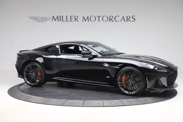 New 2020 Aston Martin DBS Superleggera Coupe for sale $328,786 at Maserati of Greenwich in Greenwich CT 06830 11