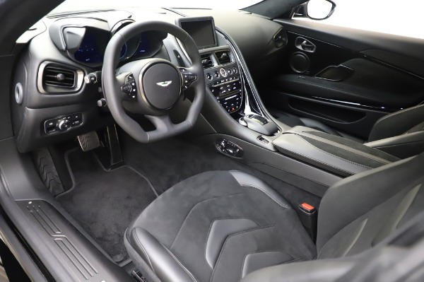 New 2020 Aston Martin DBS Superleggera Coupe for sale $328,786 at Maserati of Greenwich in Greenwich CT 06830 13
