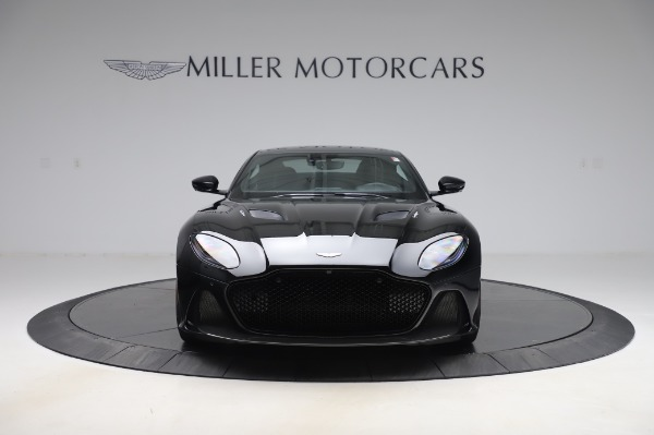 New 2020 Aston Martin DBS Superleggera Coupe for sale $328,786 at Maserati of Greenwich in Greenwich CT 06830 2