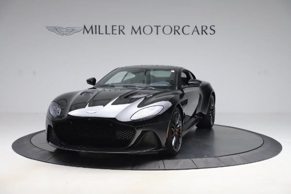 New 2020 Aston Martin DBS Superleggera Coupe for sale $328,786 at Maserati of Greenwich in Greenwich CT 06830 3