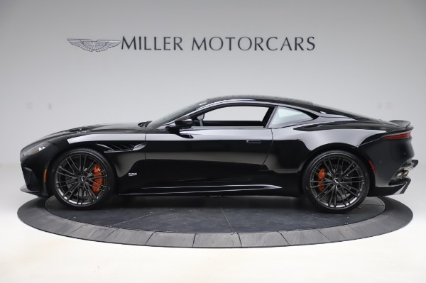 New 2020 Aston Martin DBS Superleggera Coupe for sale $328,786 at Maserati of Greenwich in Greenwich CT 06830 4