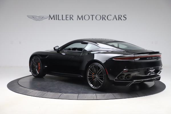 New 2020 Aston Martin DBS Superleggera for sale $328,786 at Maserati of Greenwich in Greenwich CT 06830 6